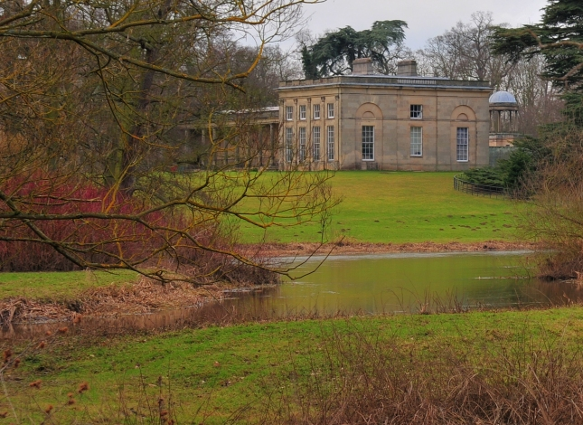 HDR view of Attingham