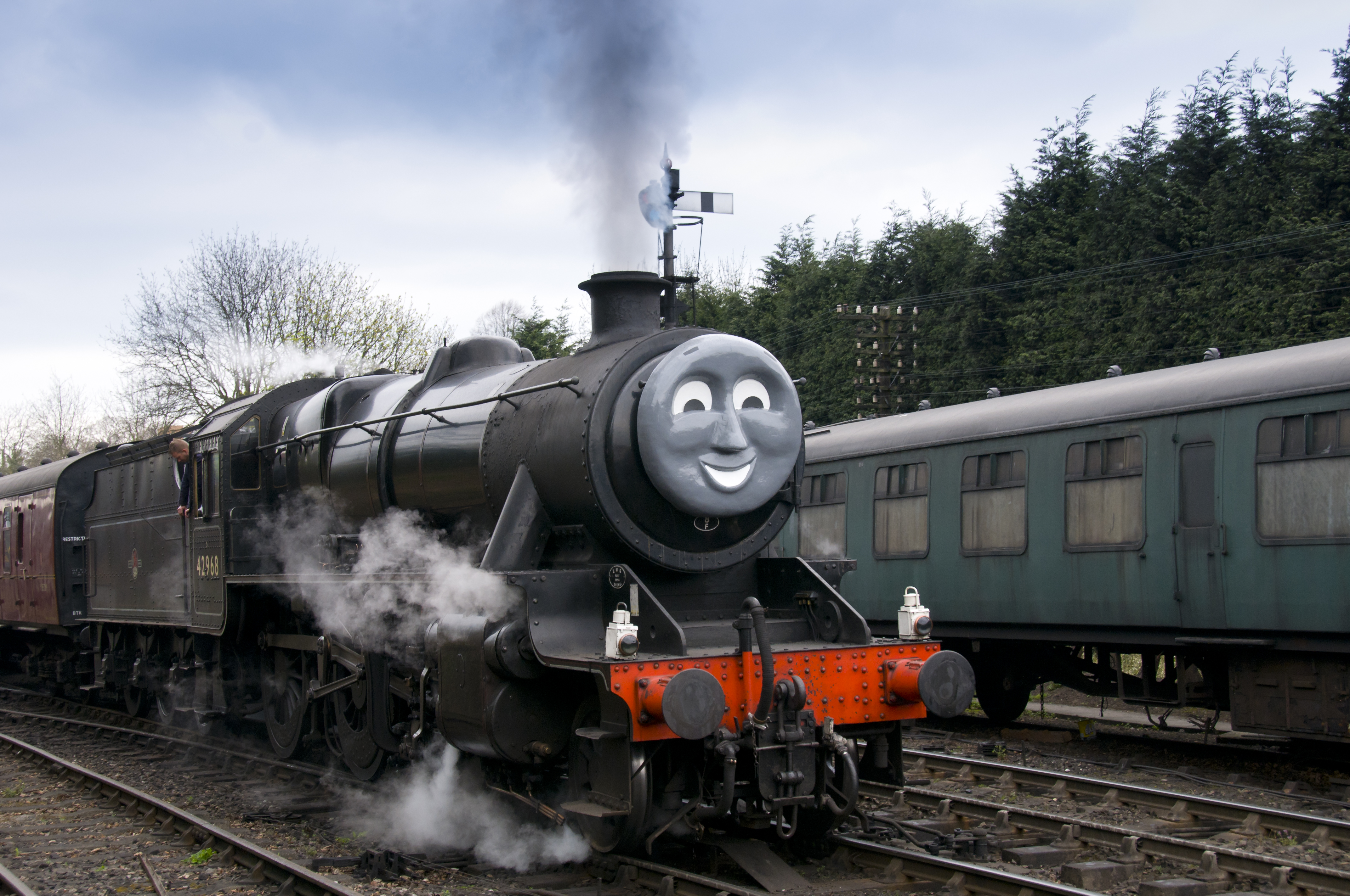 Steam Trains | What Andy Sees